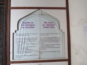 Story of Zanzibar