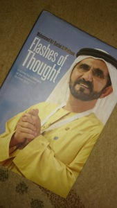 Front cover of Flashes of Thought