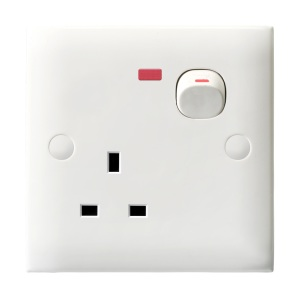 Reducing your electricity unit consumption starts with removing unnecessary power consuming appliances like this socket