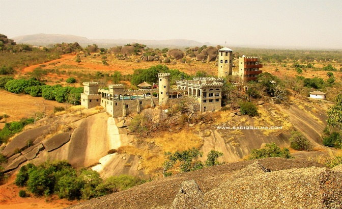 German 'Kajuru' Castle in Northern Nigeria